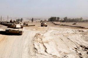 M1 Abrams, Second Gulf War, Tank