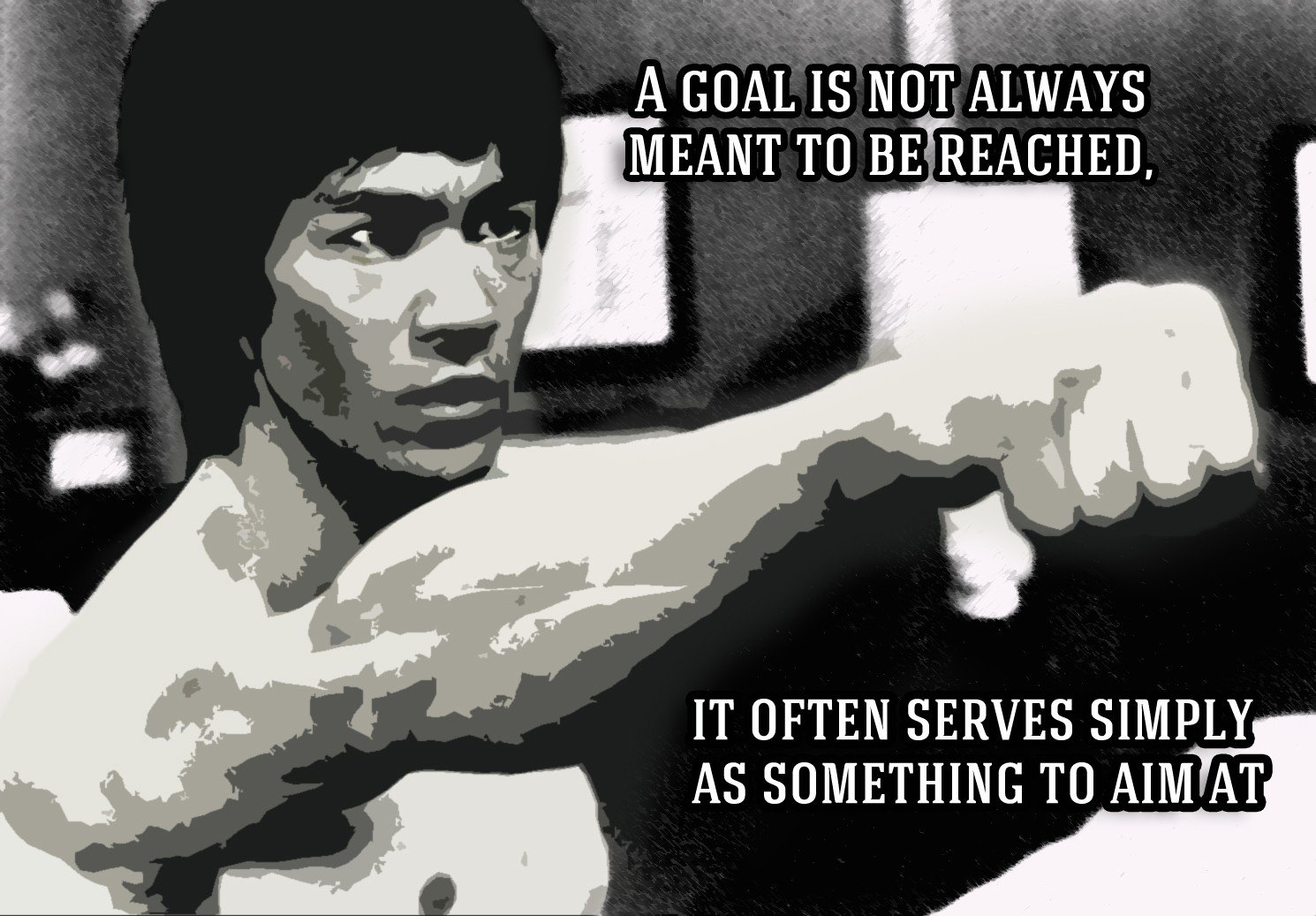 Bruce Lee Martial Arts Motivational Quote Hd Wallpapers Desktop And Mobile Images Photos