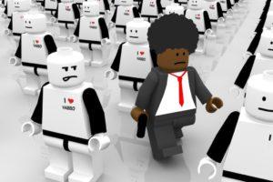 LEGO, Minimalism, I, Robot
