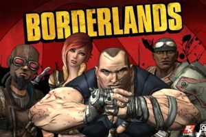 Borderlands, Video games, PlayStation 3, Xbox 360