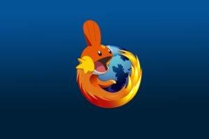 Pokémon, Mudkip, Mash ups, Mozilla Firefox