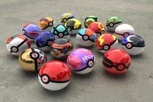 Pokémon, Poké Balls