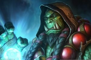 Warcraft, Hearthstone: Heroes of Warcraft, Thrall, Blizzard Entertainment