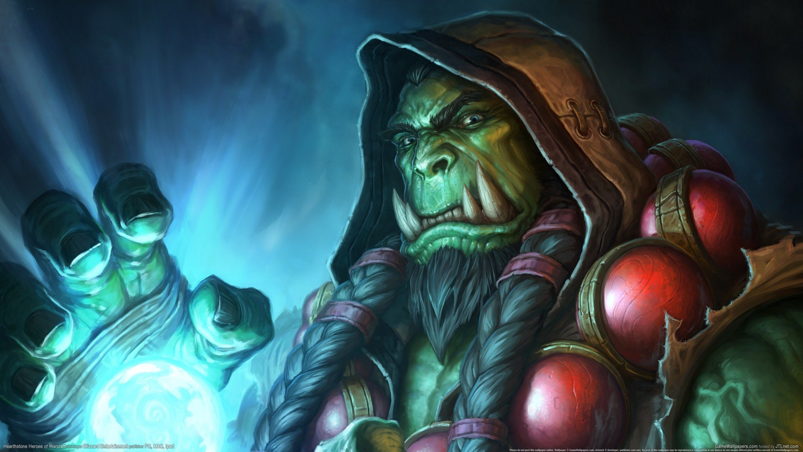 Hearthstone: Heroes of Warcraft, Thrall