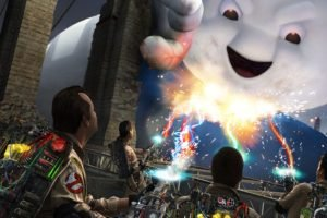 Stay Puft Marshmallow Man, Ghostbusters, Video games
