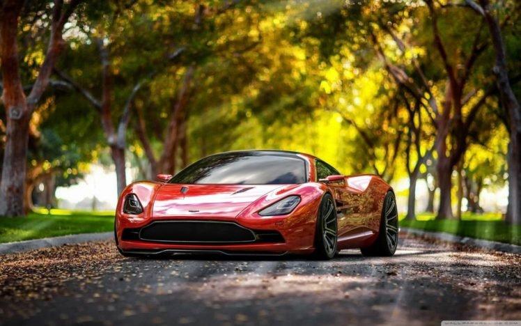 Aston Martin Hd Wallpapers Desktop And Mobile Images Photos