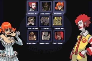 fictional, Ronald McDonald, Video games