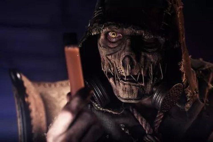Scarecrow (character), Batman: Arkham Knight, Batman, Video games HD Wallpaper Desktop Background