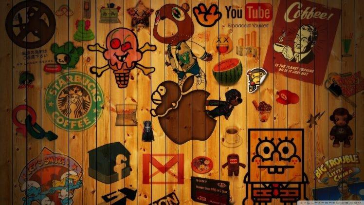 logo HD Wallpaper Desktop Background