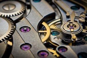 gears, Machine