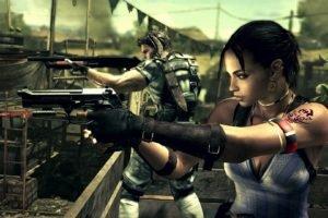 Resident Evil 5, Video games