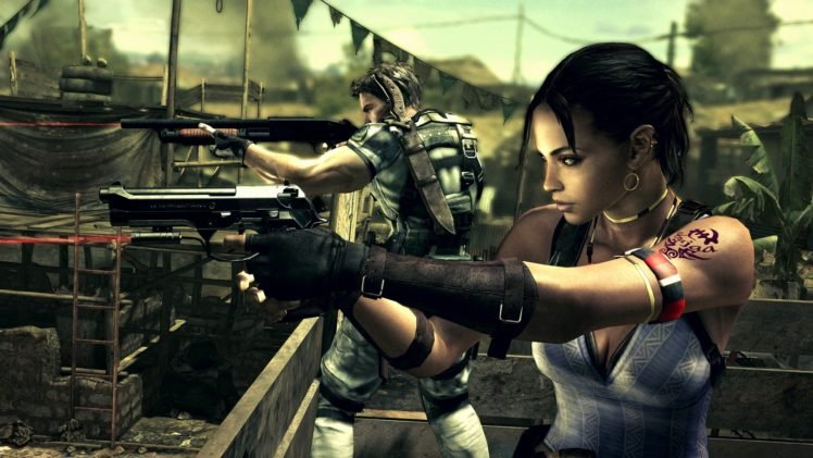 Resident Evil 5 Video Games Hd Wallpapers Desktop And Mobile