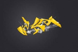 yellow, Gray