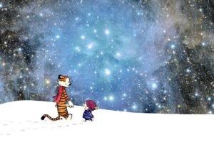 nebula, Calvin and Hobbes