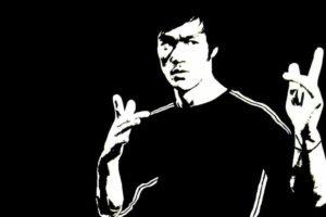 Bruce Lee, Monochrome