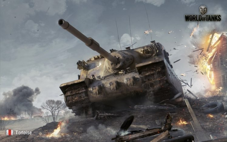 World of Tanks, Tank, Tortoise, Wargaming HD Wallpaper Desktop Background