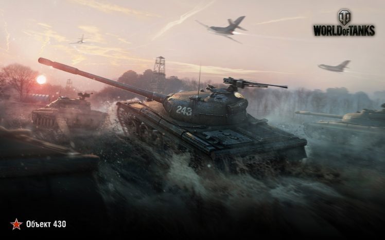 World Of Tanks Tank Obj 430 Obekt 430 Wargaming