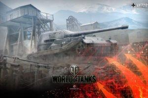 World of Tanks, Tank, VK 72.01(K), Wargaming
