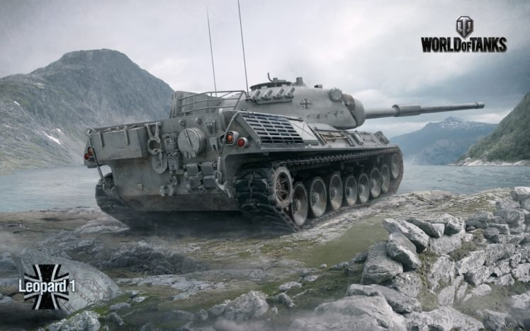 Tank World Of Tanks Leopard 1 Wargaming Hd Wallpapers