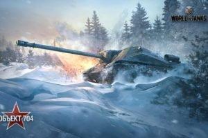 World of Tanks, Tank, Obj. 704, Объект 704, Wargaming