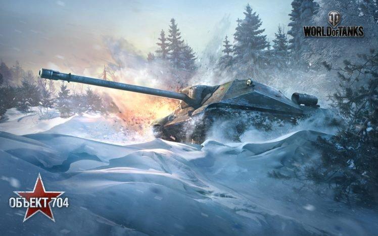 World Of Tanks Tank Obj 704 Obekt 704 Wargaming Hd