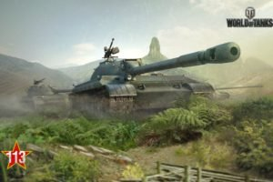 World of Tanks, Tank, 113, Wargaming, Ferns, Asia