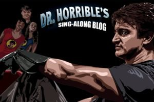 Nathan Fillion, Captain Hammer, Dr. Horrible&039;s Sing Along Blog, Logo