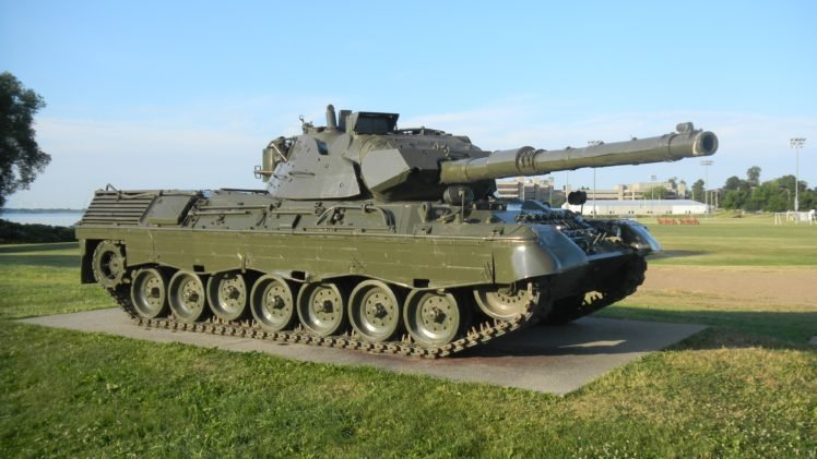 Tank Leopard 1 Leopard 1 Military Hd Wallpapers
