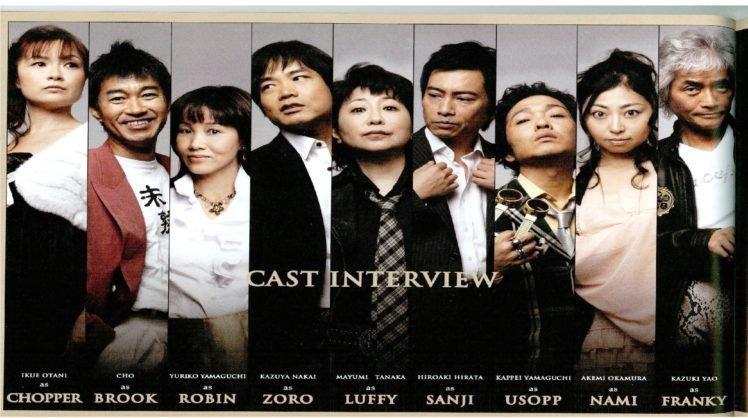 actor, Actress, One Piece, Collage HD Wallpaper Desktop Background