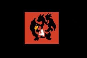 Charmander, Charmeleon, Charizard, Pokémon