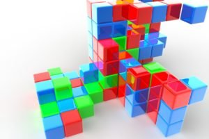 CGI, Cube