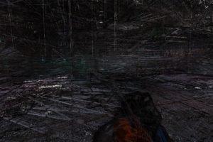 glitch art, Video games, Wireframe