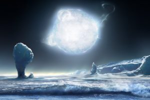 stars, Ice