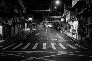 monochrome, Street