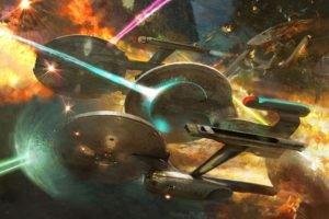 Star Trek, Science fiction