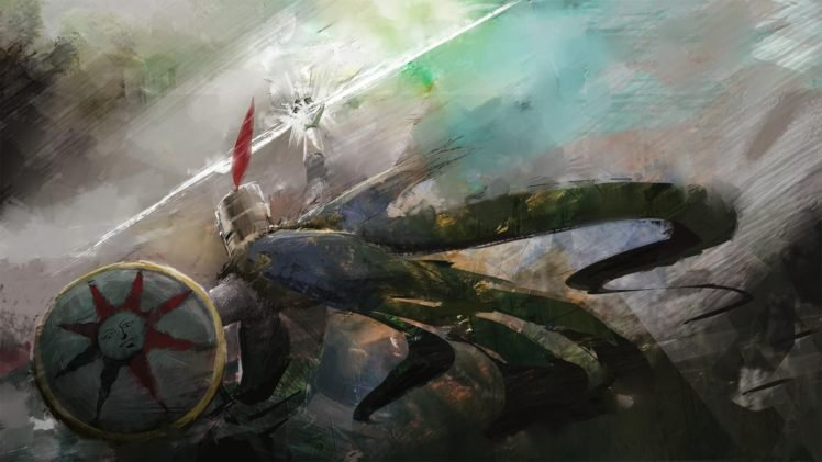 Dark Souls, Solaire of Astora, Solaire HD Wallpaper Desktop Background