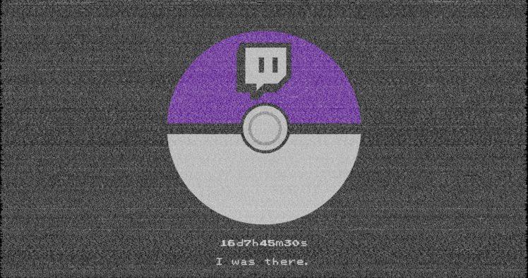 Pokémon, Twitch Plays Pokemon, Twitch HD Wallpaper Desktop Background