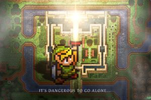 Zelda, Quote, The Legend of Zelda: A Link to the Past