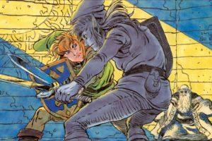 Zelda, Battle