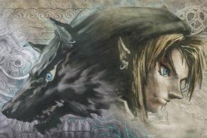 Link, Wolf, The Legend of Zelda, The Legend of Zelda: Twilight Princess