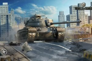 World of Tanks, Tank, Wargaming, T110E4