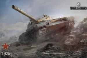 World of Tanks, Tank, T 62A, Wargaming