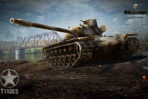World of Tanks, Tank, T110E5, Wargaming