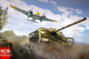 War Thunder, Tank, Airplane, Gaijin Entertainment, Jagdpanzer IV, Henschel Hs 129