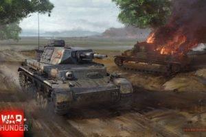 War Thunder, Tank, Pz.Kpfw. IV Ausf. F1, T 28, Gaijin Entertainment