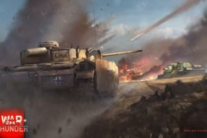 War Thunder, Tank, Gaijin Entertainment