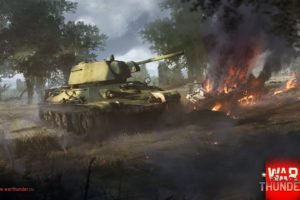 War Thunder, Tank, Gaijin Entertainment