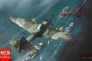 War Thunder, Airplane, Gaijin Entertainment, Ilyushin Il 2