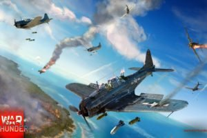 War Thunder, Airplane, Gaijin Entertainment