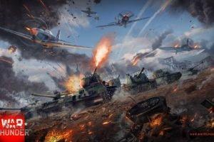 War Thunder, Airplane, Tank, IS 3, KV 2, IS 2, Gaijin Entertainment, T 28, T 54, ISU 152, Yakovlev Yak 3, Ilyushin Il 2, Lavochkin La 5, T 34 85, T 34 76